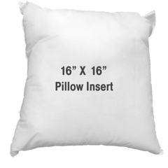 Pillow Insert Only