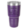 Image of Pilates Place Polar Camel 30oz Ringneck Tumbler -Personalized-Special Order with slider lid