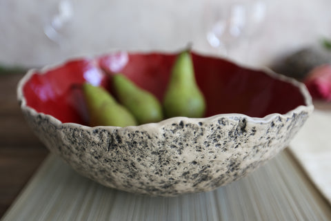 Large salad bowl / Serving bowl