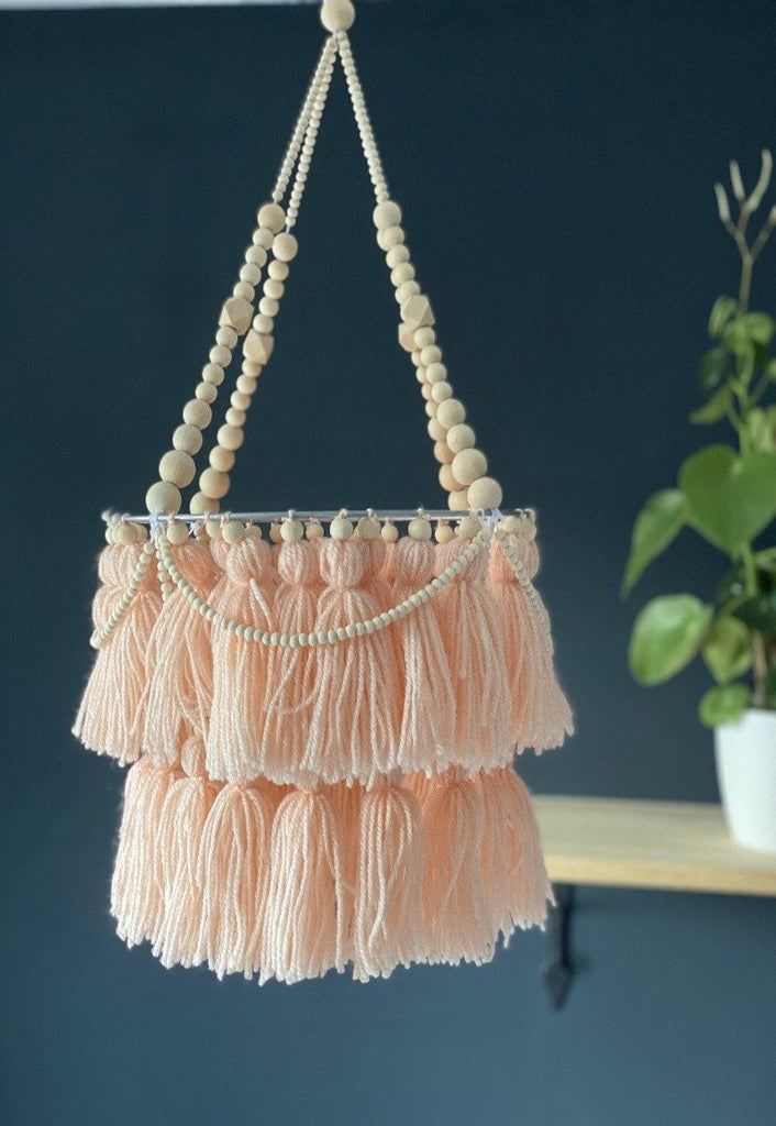 Tassel Mobile - double layer