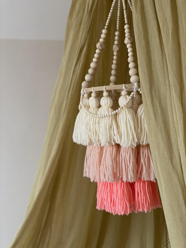 Tassel Mobile - triple layer