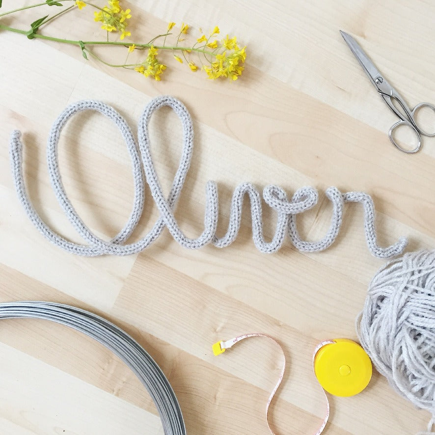 5-7 letters - Personalised Name/Word sign