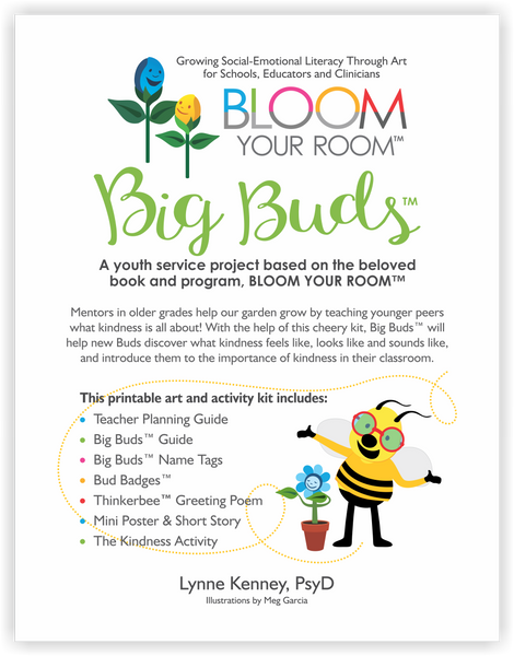 Bloom Your Room™ FREE Youth Service Project