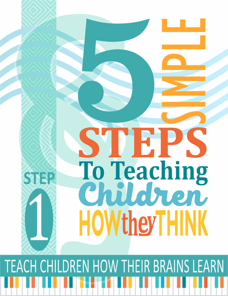 Musical Thinking – 5 Steps To Teaching Children How They Think  - The Quick Start Manual (Digital Version) (printable pdf)