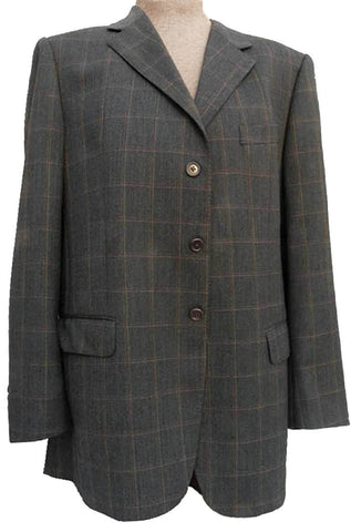 gianluca napoli blazer sportcoat 44l three button
