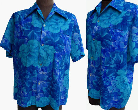 luahala kahala short sleeve hawaiian shirt