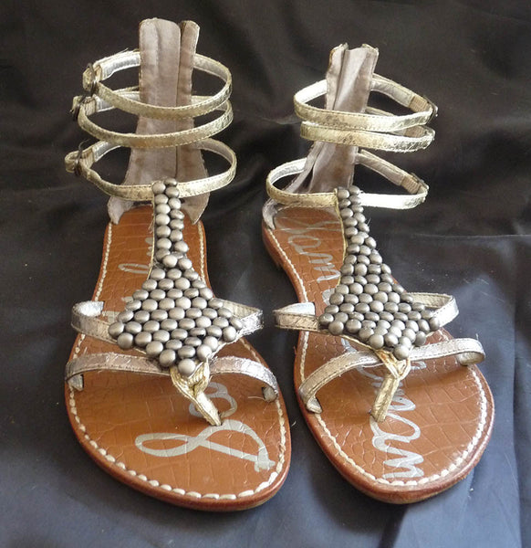 sam edelman sandals gladiator  6