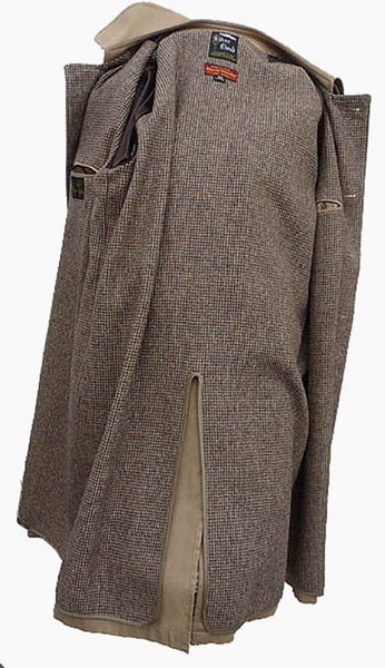 Silver Cloud All weather Coat British Tradition Trench 42  long lined