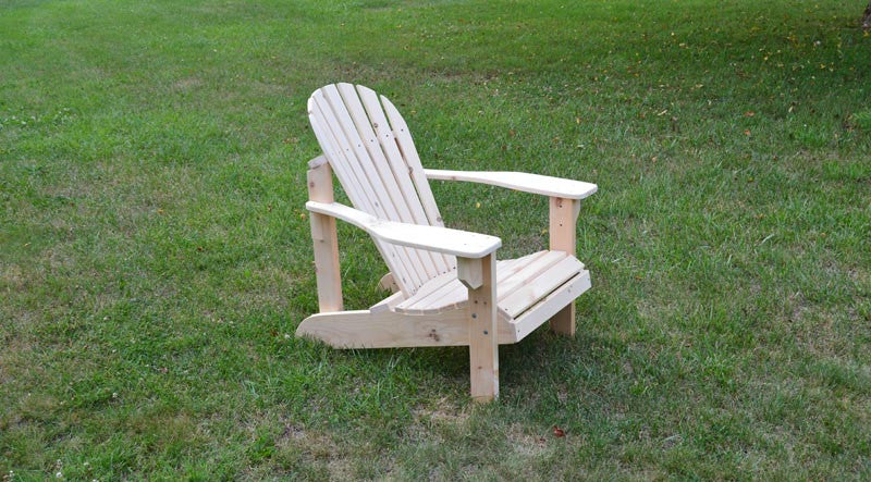 History Of The Adirondack Chair