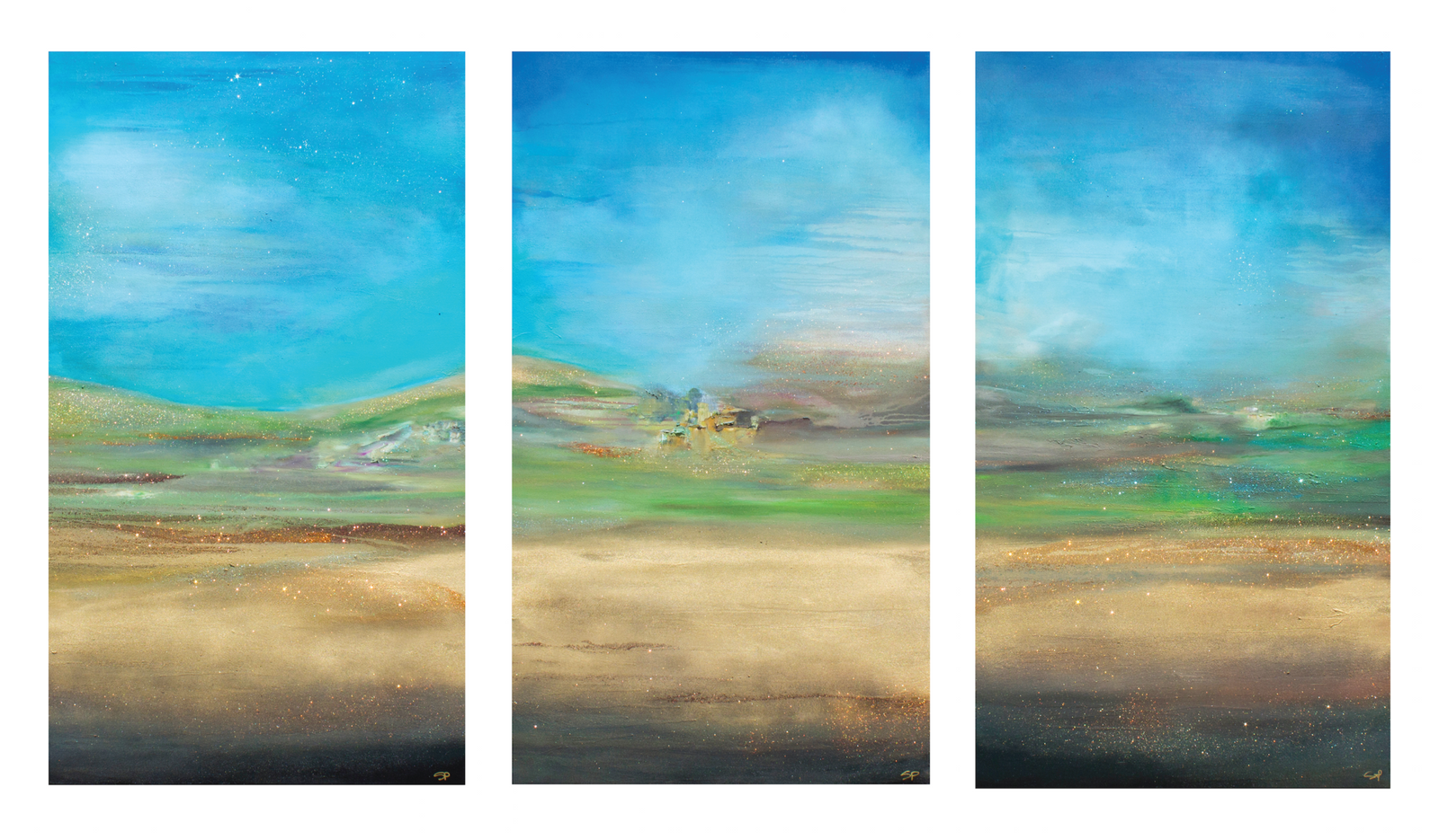Pappas Investments Commission: Triptych #2