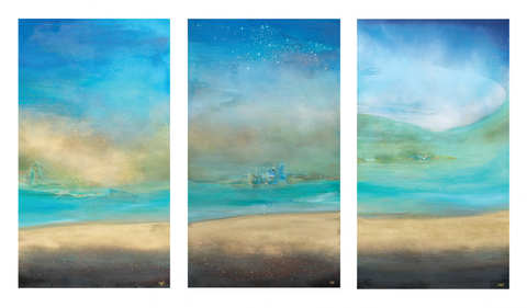Pappas Investments Commission: Triptych #3