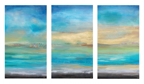 Pappas Investments Commission: Triptych #4