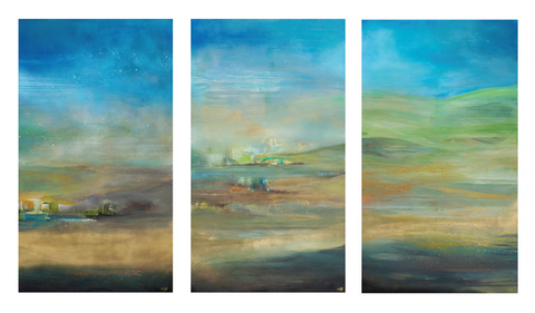 Pappas Investments Commission: Triptych #1