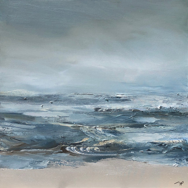 Seascape Series No. 9