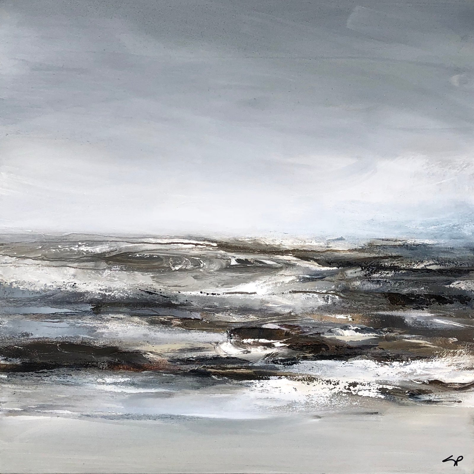 Seascape Series No. 1