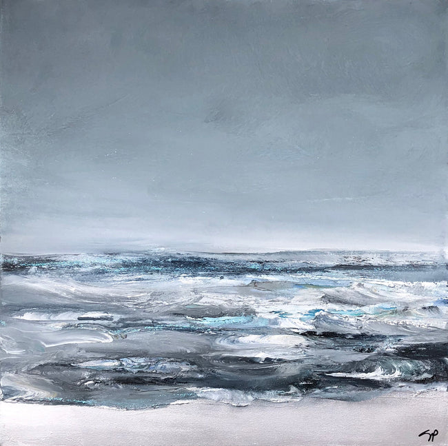 Seascape Series No. 4