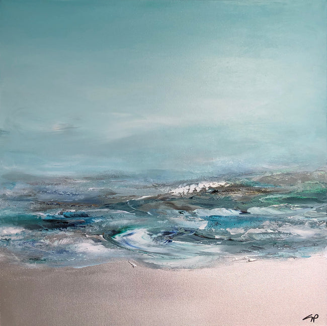 Seascape Series No. 6
