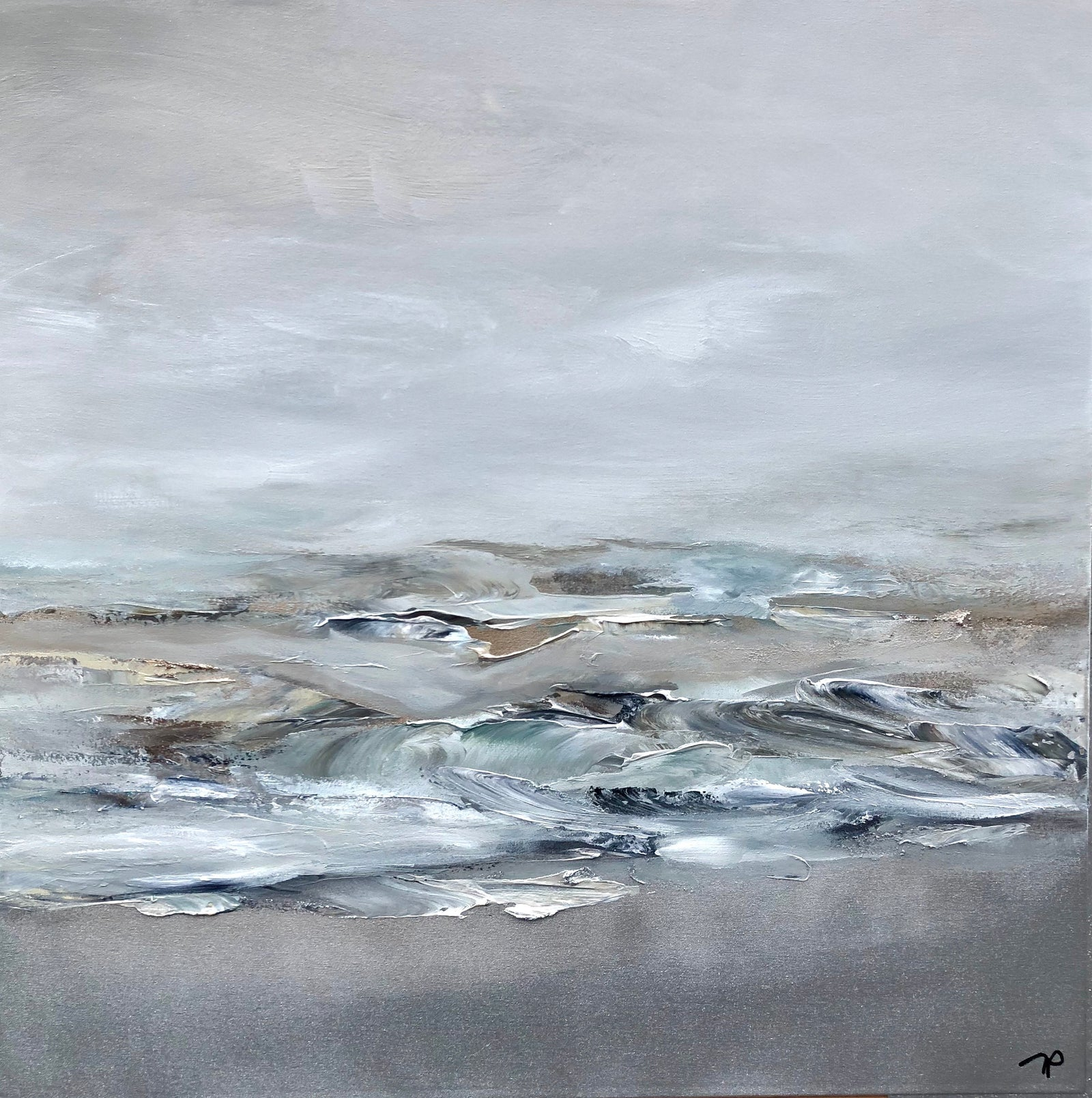 Seascape Series No. 7