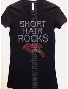 Short Hair Rocks