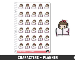 Characters • Planner Stickers - Planner Penny