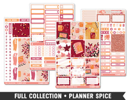 Full Collection • Planner Spice • Weekly Spread Planner Stickers - Planner Penny