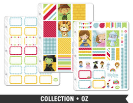 Full Collection • Oz Planner Stickers - Planner Penny
