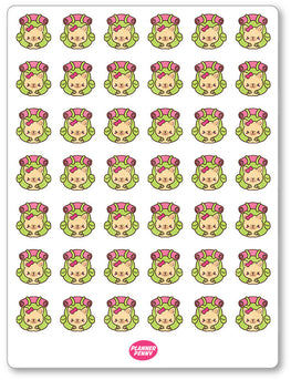 Penny Hiking (Large) Planner Stickers - Planner Penny