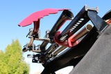 Jeep JKU Stealth Hi-Lift Jack Mount with KBT Bracket System!