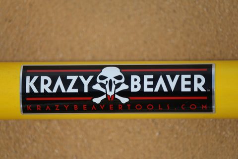 Krazy Beaver Label