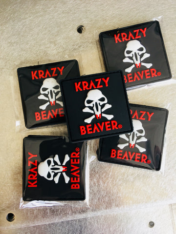 Patch (Krazy Beaver 3D Design)