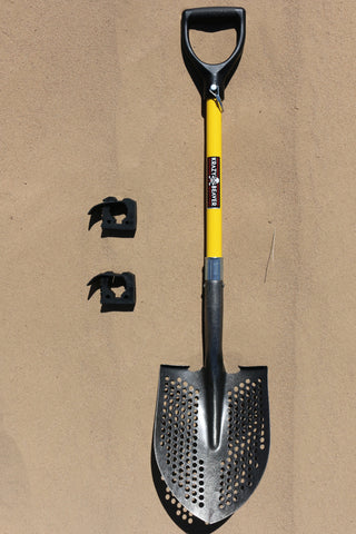 Mud Shovel with Quickfist Mounts