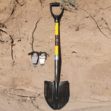 "Mud Shovel with KBT Mounts 2 15/16"" Stand Off"