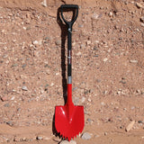(Factory Second) Krazy Beaver Shovel (Black Handle/Red Head)