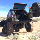 "Jeep JKU Roll Bar Recovery Rack AKA ""Dam Rack"""