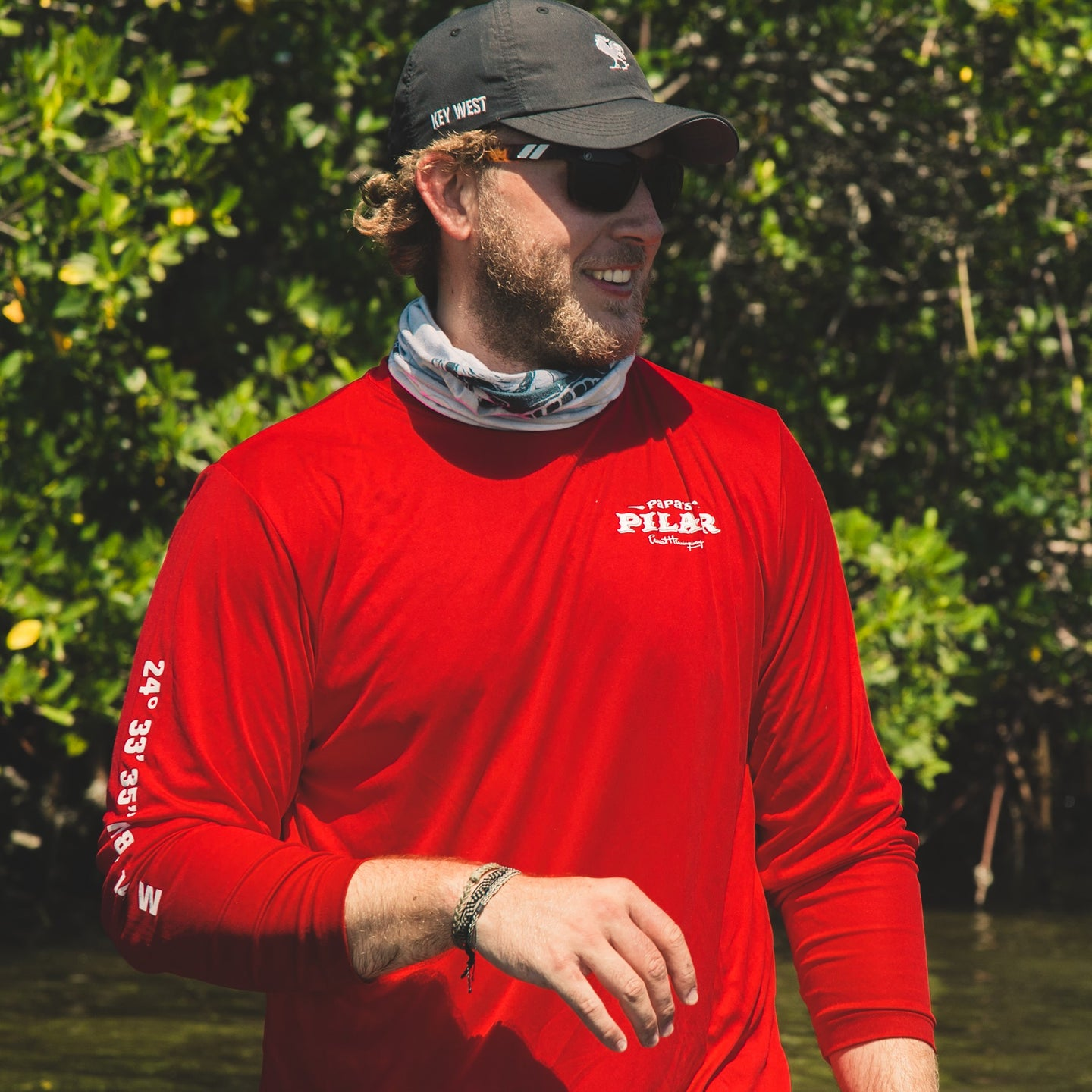 SPF Long Sleeve Performance Shirt