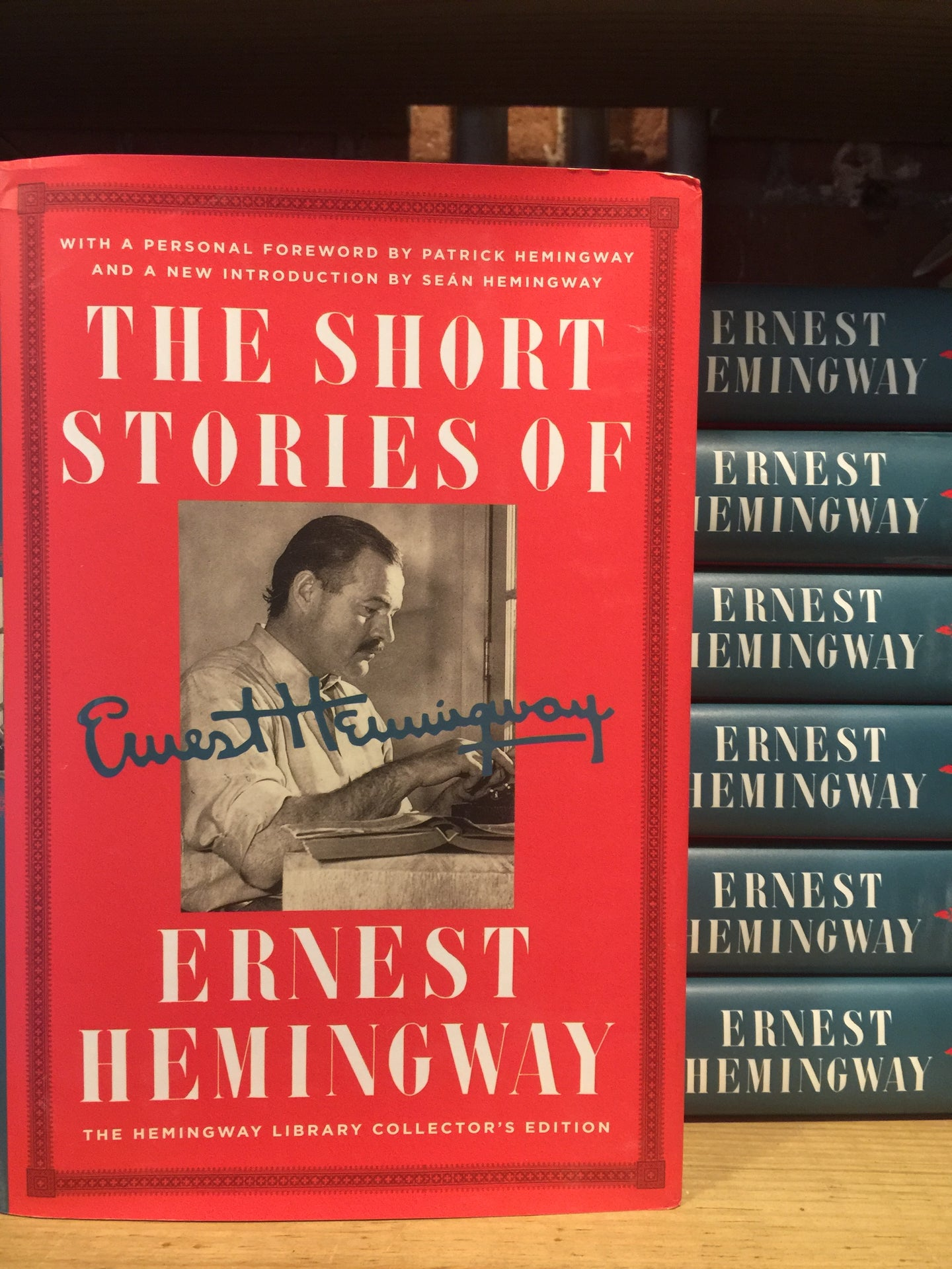 Short Stories of Ernest Hemingway