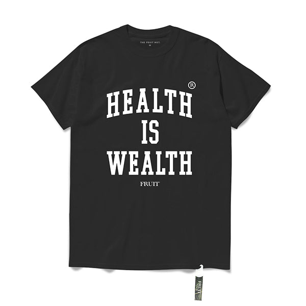 Health is Wealth_ BLACK