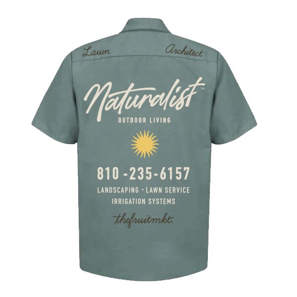 Naturalists Outdoor Shirt