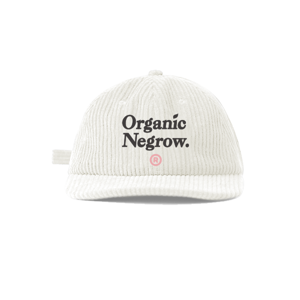 Organic Negrow Hat  (Young Coconut)