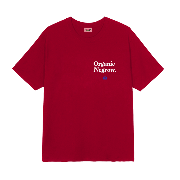 ORGANIC NEGROW L CHEST- RED