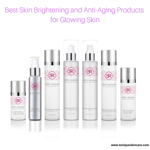 best skin brightening products pic