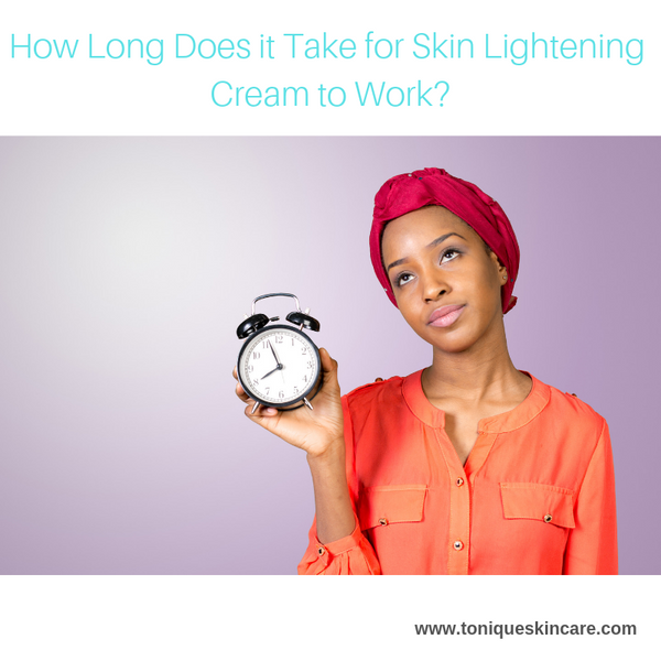 How Long Does it Take for Skin Lightening Cream to Work ...