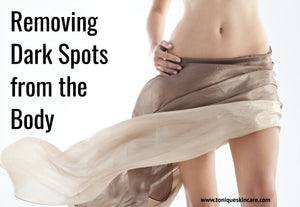 Removing Dark Spots from the Body article image