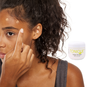 removing dark spots from the skin