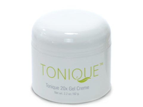 Tonique 20x gel creme