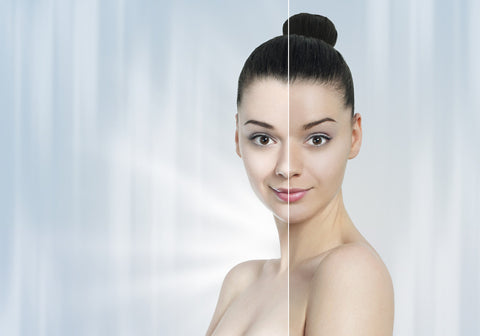 Long Term Skin Whitening