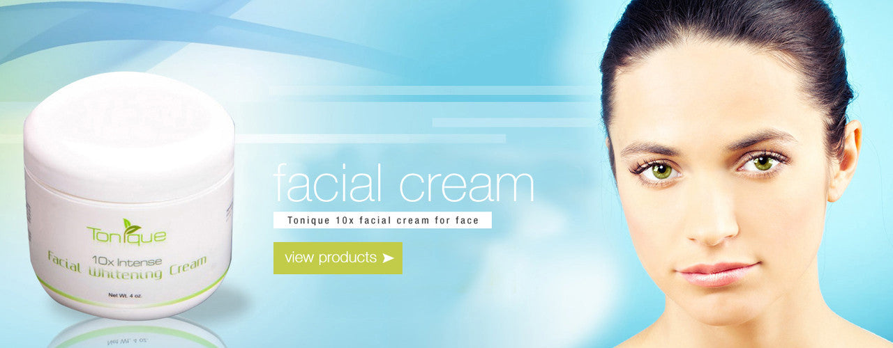 10X Facial Lightening Cream