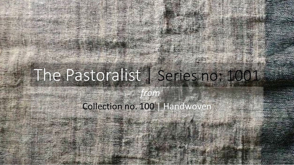 Trace back: Series no 1001 The Pastoralist Throw Blankets and Stoles