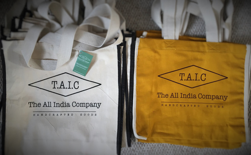 TAIC eco friendly market bags