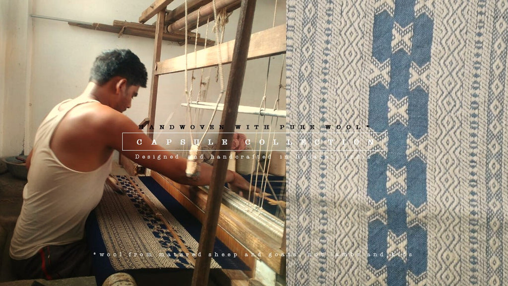 The All India Co TAIC handcrafted natural and indigo dyed products